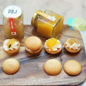 香港製造手功甜品